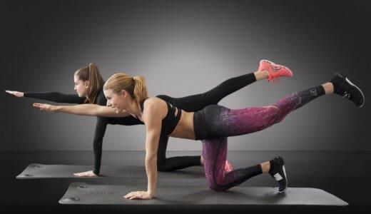 体幹を鍛える筋トレメニュー・プランク!メリットや実践方法、頻度を解説!